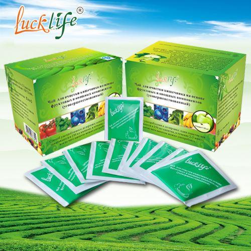 чай для чистки желудка в пакетиках
