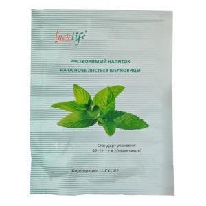 напиток из листьев шелковицы